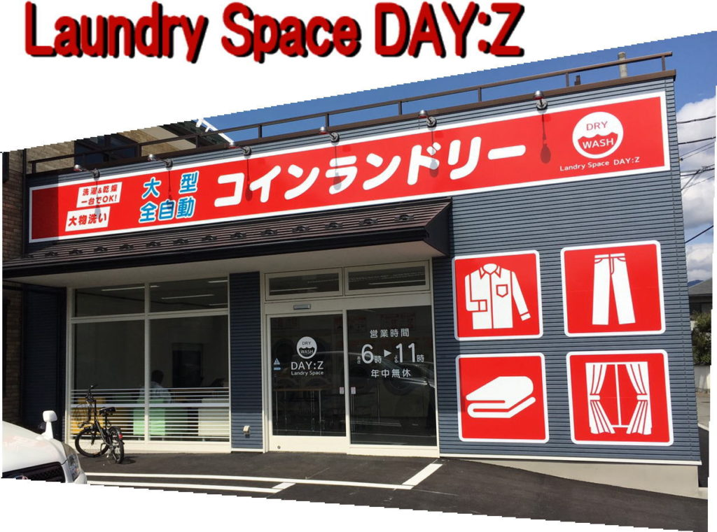 Laundry Space DAY:Z