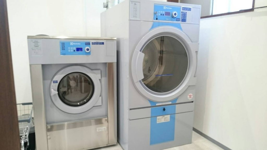 Spin Laundry Lab 洗濯代行