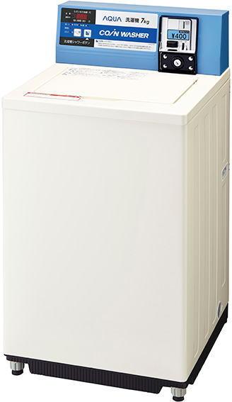 コイン式全自動洗濯機MCW-C70A