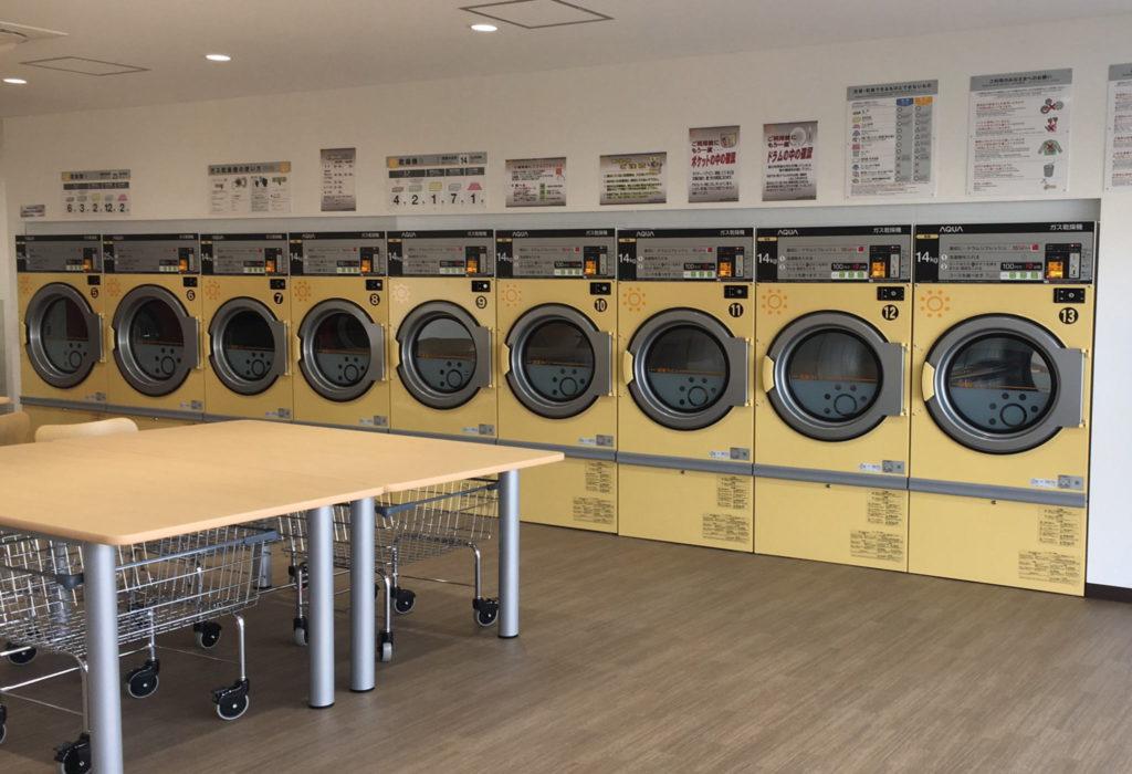 Laundry Fundry乾燥機