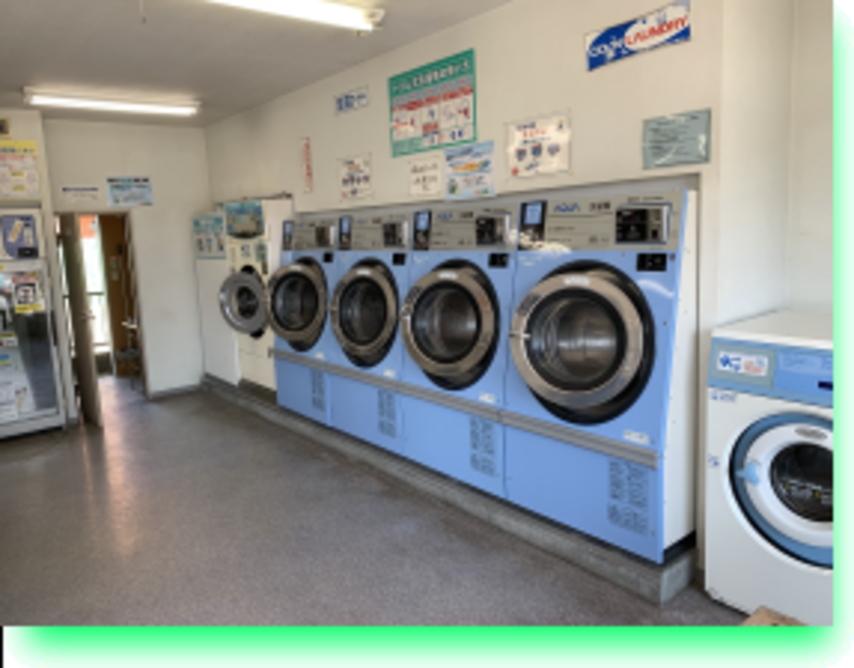 メイプルコインランドリー洗濯機