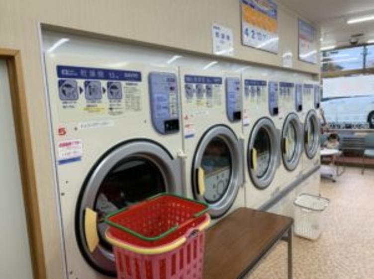 スーパーコインランドリー   洗濯村 中里店 乾燥機