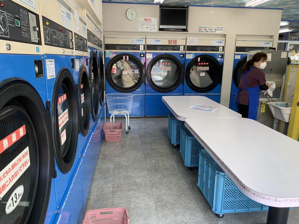 メリーさんのランドリー乾燥機